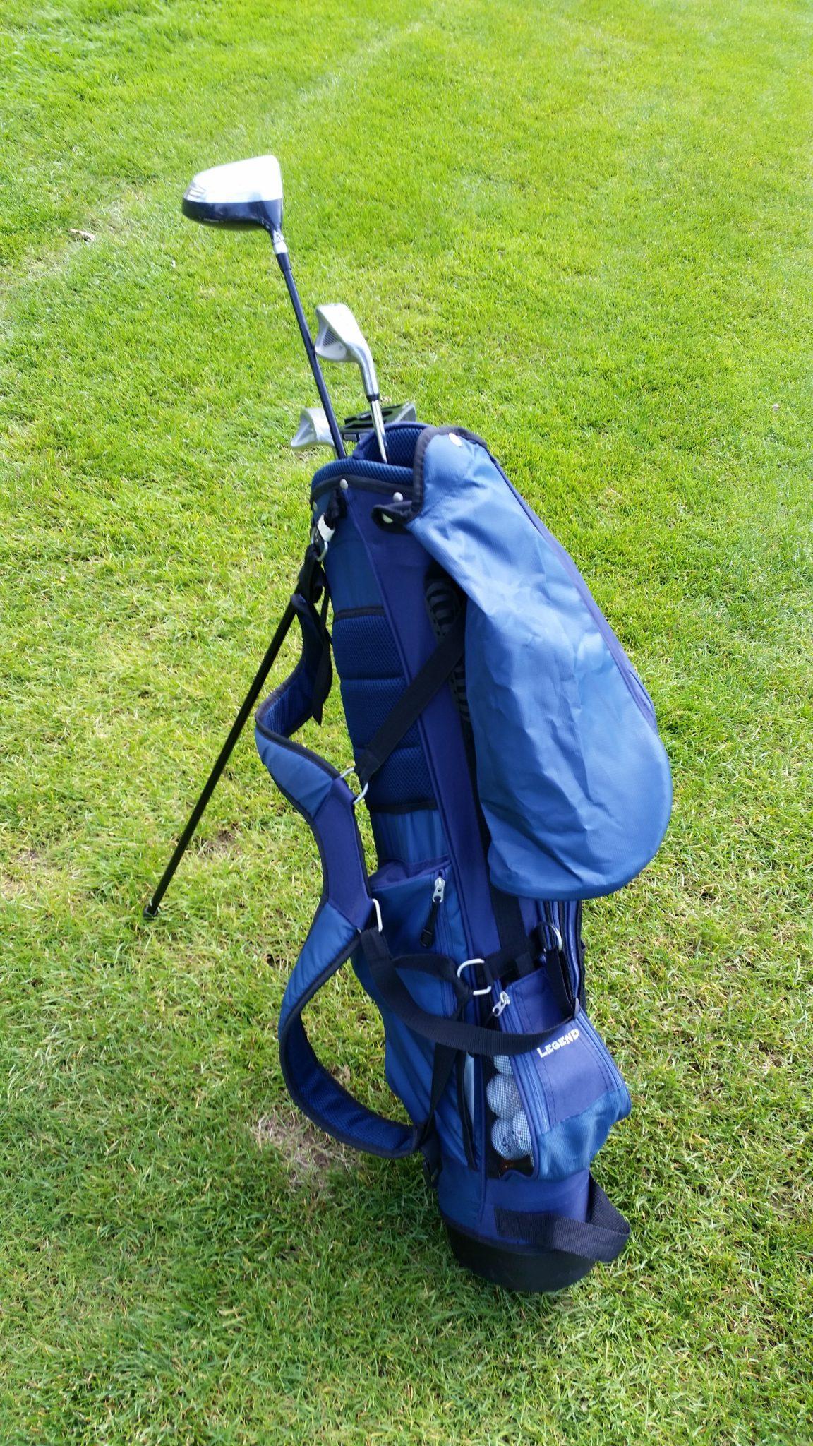 Goedkope golfset