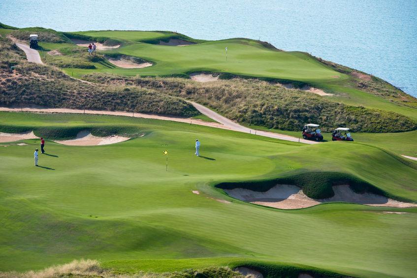 Golfvakantie in het buitenland