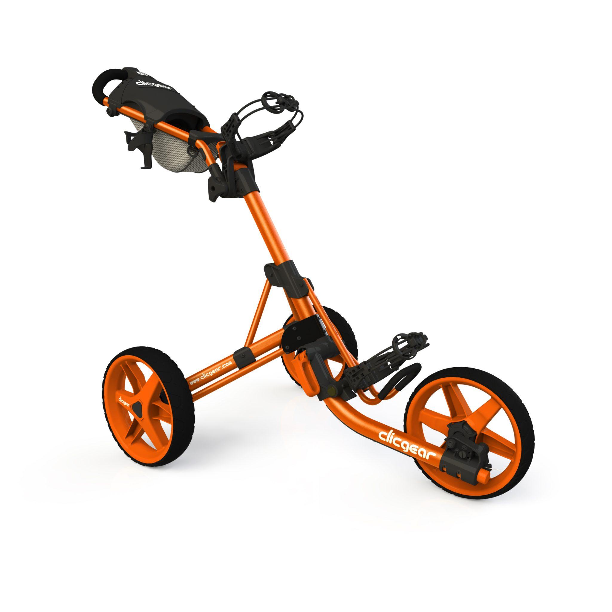 Golftrolleys van Clicgear