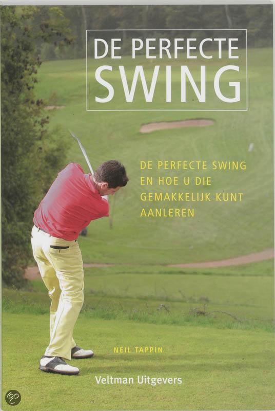 Golfboek: De perfecte swing