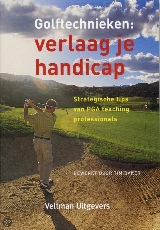Golftechnieken verlaag je handicap