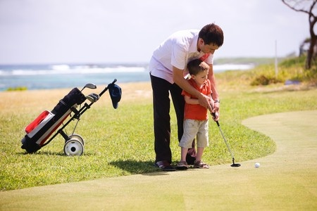 9 stappenplan golf