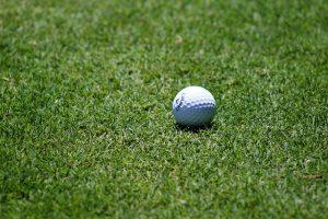 Golfbal marker