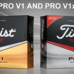 Titleist Pro V1 of Pro V1x, welke kies je?