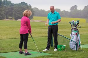 Beginners tips golf