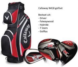 Beste Callaway golfset