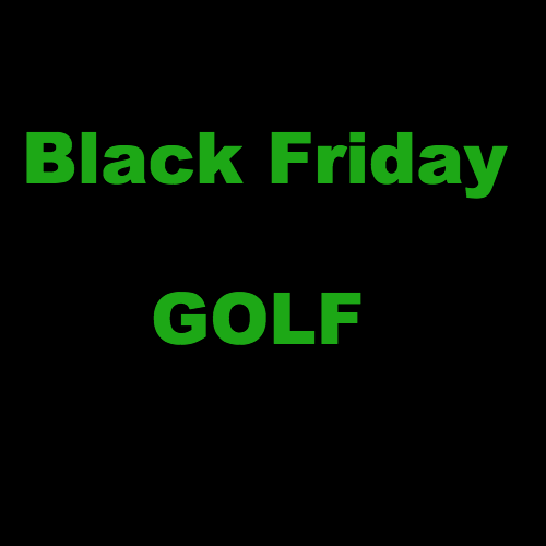 Black Friday Golf aanbiedingen