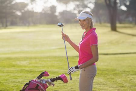 Dames golfkleding