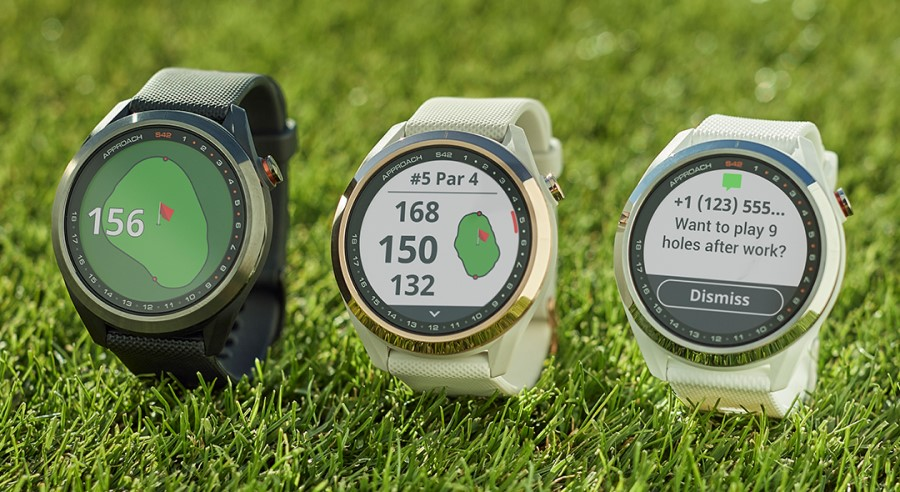 Garmin S42 review