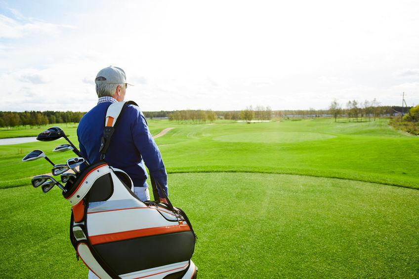 Golfbanen weer open