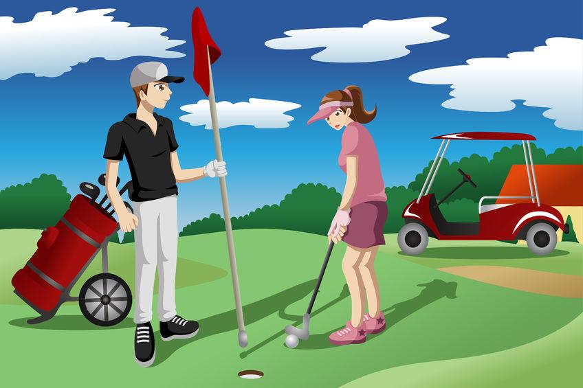 Golfkleding etiquette