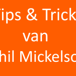 Tips van Phil Mickelson